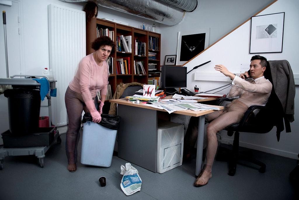 La femme de ménage