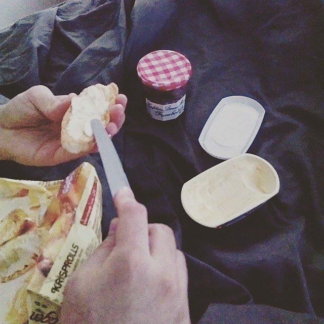 22 aout 2015 - Petit déj
