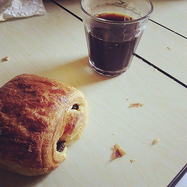 23 avril 2015 - Petit-déjeuner