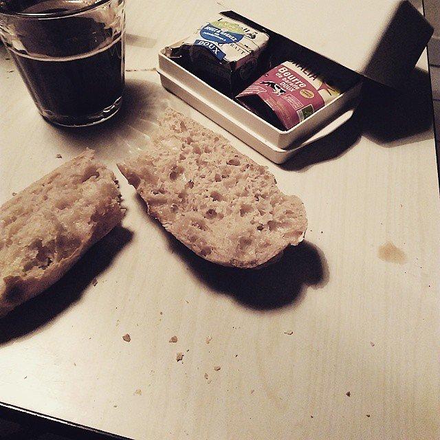 21 avril 2015 - Petit déj