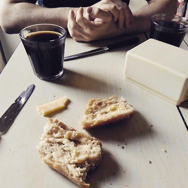 16 avril 2015 - Petit déj