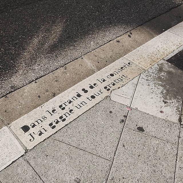 Petite vérité de la rue